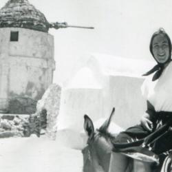 Margaret E Kenna in Anafi